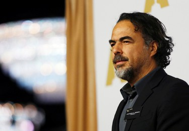 Director Alejandro Gonzalez Inarritu arrives at the 88th Academy Awards nominees luncheon in Beverly Hills, California February 8, 2016.  REUTERS/Mario Anzuoni