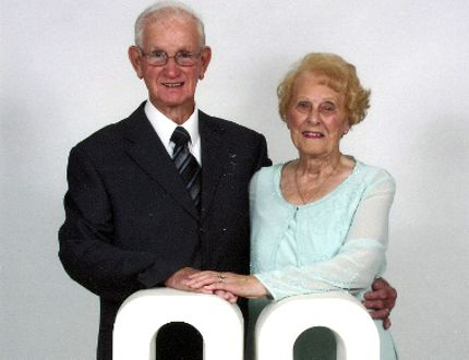James and Georgina Bennett were married for 64 years when James died last October. He was 86.