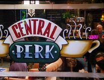 Friends' classic coffee shop, Central Perk, is coming to Toronto in June.