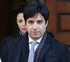 Jian Ghomeshi  leaves  Old City Hall after closing arguments in his trial Thursday. (Craig Robertson/Toronto Sun/Postmedia Network)