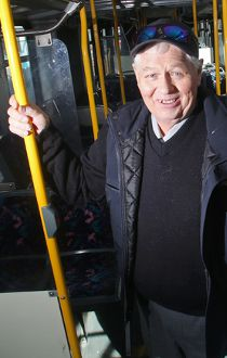 Bus driver goes extra mile