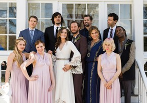 """The cast of """"Girls."""""""