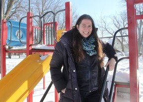 Valerie Michaelson, from Queen's University, has been involved in a recent study in which children complained their parents and other adults in authority were being too overprotective. (Michael Lea/The Whig-Standard)