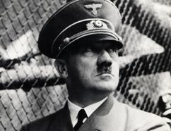 I wish, I wish. A new book is suggesting that Nazi dictator Adolf Hitler's rage may have been because he had a tiny todger.