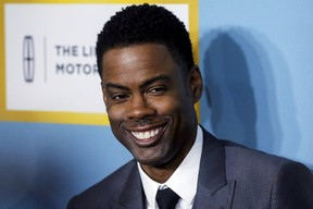 Comedian and Oscars host Chris Rock arrives for the Essence Black Women in Hollywood luncheon in Beverly Hills February 25, 2016.  REUTERS/Carlo Allegri