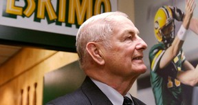 Forrmer Alberta Premier Don Getty has died. File Photo from 2006.