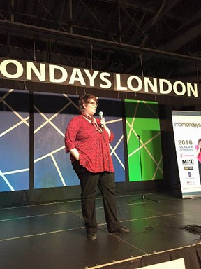 In less than a year the London Colouring Club has grown to hundreds of members and numerous events. On Feb. 8 Michelle Clermont gave a presentation at momondays about this experience.