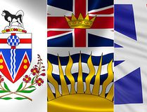 Can you ID the flags of Canada's provinces and territories? Take our tricky travel quiz and test your knowledge!
