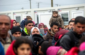 Recent refugees in western Europe have three times more schizophrenia and other forms of psychosis than the rest of the population, a new study shows.