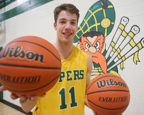 James Wagner of the John Taylor Pipers is the No. 1 player in this year's Sun coaches' poll.