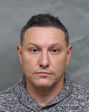 Frank Cardona, 44, is accused of defrauding more than 80 people who booked trips through Tri-World Travel in Forest Hill.