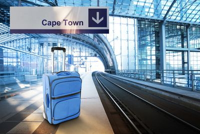 <b>South Africa:</b> The Blue Train travels from Pretoria to Cape Town and offers passengers a truly luxurious experience. Aside from the lovely views of South Africa, the train offers two lounge cars, butler service, en-suites in many cabins and gold-tinted picture windows. (Fotolia)