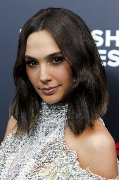 Cast member Gal Gadot attends New York premiere
