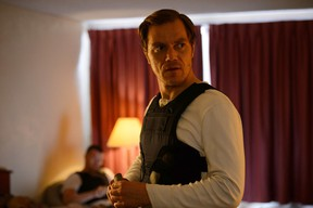 """This image released by Warner Bros. Entertainment shows Michael Shannon in a scene from """"Midnight Special."""" (Ben Rothstein/Warner Bros. Entertainment)"""