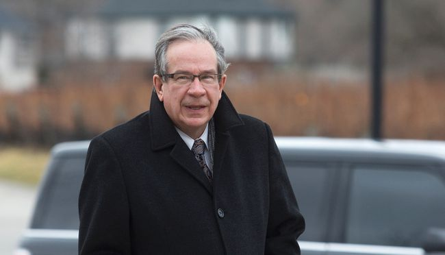 Agriculture, Food and Rural Affairs Minister Jeff Leal (Postmedia Network file photo)