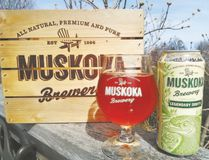 Muskoka's Legendary Oddity is available in beer stores next week.