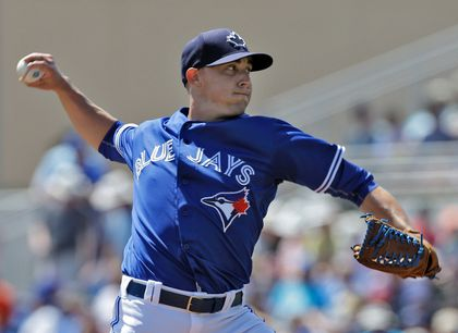 Aaron Sanchez March 23/16