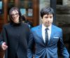 Jian Ghomeshi leaves Old City Hall after he was found not guilty on all charges on Thursday March 24, 2016. (Veronica Henri/Toronto Sun)