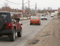 John Lappa/Sudbury Star Work on improving Second Avenue in Sudbury may proceed this year.