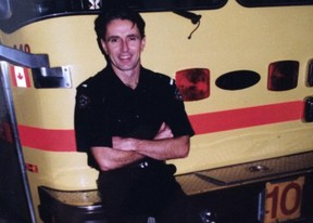 A Go Fund Me campaign for Bill Hughes, a retired Edmonton firefighter who is in a coma after contracting Japanese Encephalitis in Thailand, has raised more than $20,000 in five days.