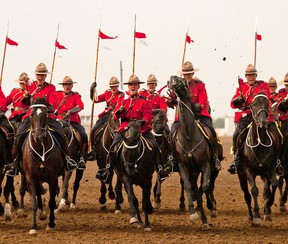 RCMP Musical Ride (File photo/Postmedia Network)