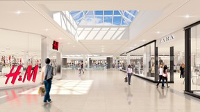 Artist rendering of Masonville Place renovation (Supplied Photo)