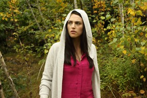 "Katie McGrath in ""Slasher."""