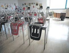 Many Vancouver classrooms could be closed forever. FILE PHOTO