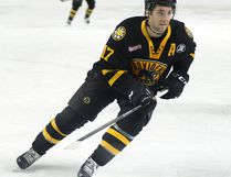 Providence Bruins right-winger Seth Griffith of Wallaceburg. (MOLLY MALONE/Photo courtesy of Providence Bruins)