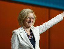 Notley attends NDP convention