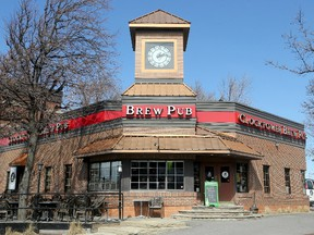 The Clocktower brew pub celebrates its 20th anniversary this year with several initiatives, including marketing Star Trek beer with permission from CBS.