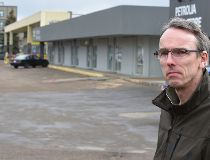 Strip mall revival stalled