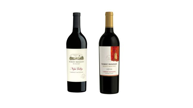 Robert Mondavi wines a consensus favourite at wine tasting.