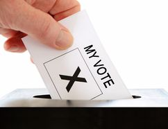 Today (April 19) is election day in Manitoba. All voting places are open until 8 p.m.