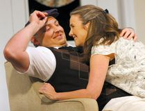 HAWK Theatre's 'Sex Please We're Sixty' opens April 28, 2016 and runs shows April 29-30, May 1, 5-7, 2016 at Lucknow's Town Hall Theatre. (Troy Patterson/Editor)
