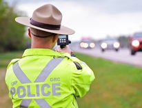Top reasons you'll be pulled over by the police this driving season