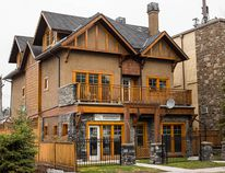 Banff council members passed first reading of a bylaw that would allow them to borrow money to purchase the property at 221 Beaver St. on Monday, April 25, 2016. (Amanda Richter/ Crag & Canyon/ Postmedia Network)