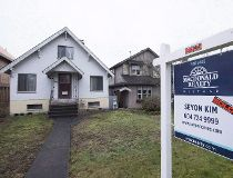 Canada house prices