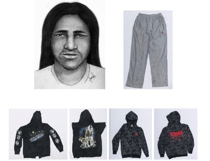 Police handout Almost a year since a body was found in Junction Creek, Greater Sudbury Police are still hoping someone can come forward to identify the man.