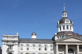 Kingston City Hall. (file photo)