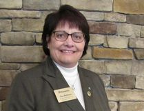 Sue Petrisin is the 2015-2016 president of Kiwanis International. She spoke in Chatham on April 28.