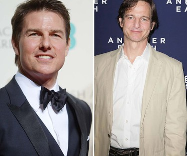 Tom Cruise and actor William Mapother are first cousins. (WENN.COM)