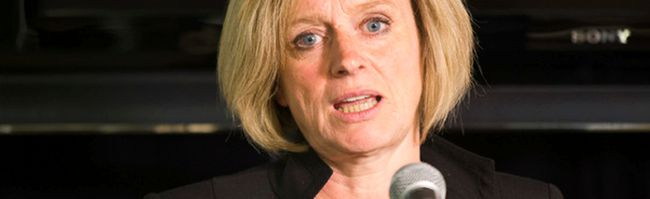 Notley on Fort mcMurray wildfires