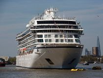 Viking Ocean Cruises launches new ship in London_11