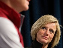 Notley gives Fort McMurray update