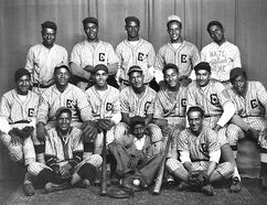 The 1934 Chatham Colored All-Stars were the city's first team to win an Ontario Baseball Association championship and were the first all-black team to enter the OBA playdowns. (Daily News File Photo)