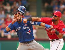 Rougned Odor May 15/16