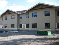"""As the first phase of the """"This is Home"""" project in Canmore is nearing completion, the second phase is up for tender. Russ Ullyot/ Crag & Canyon/ Postmedia Network"""
