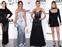 The best dressed models