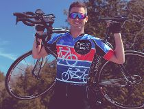 Dr. Kevin Anderson is a cycling optometrist